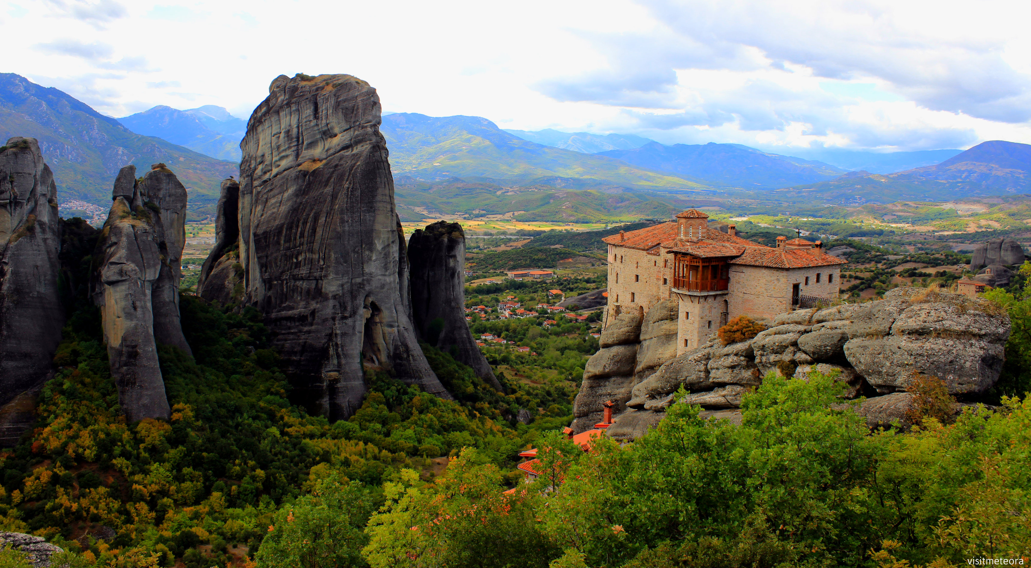 Varlaam Monastery, Meteora, Greece  № 10811 без смс